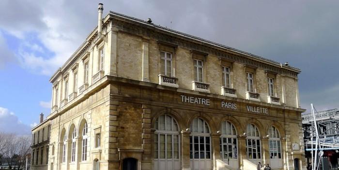 Théâtre Paris Villette