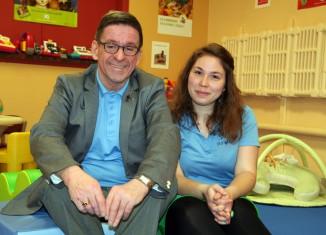 Centre Durocher: Un espace pour les tout-petits