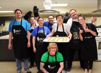 Cuisine plus:De fiers cuisiniers en devenir