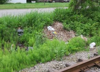 Horreur de la semaine sur la voie ferrée