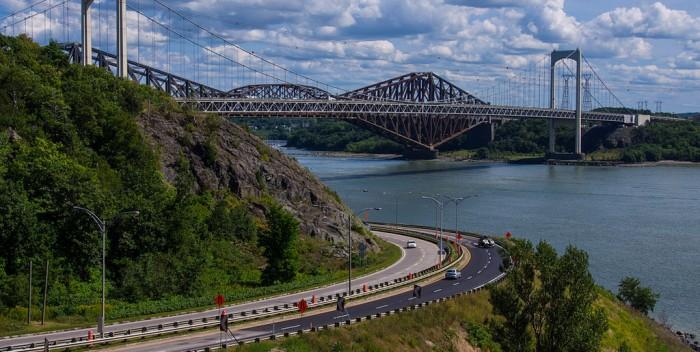 Non au troisième lien entre Québec et Lévis