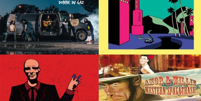 Tanya Beaumont: 4 albums à surveiller