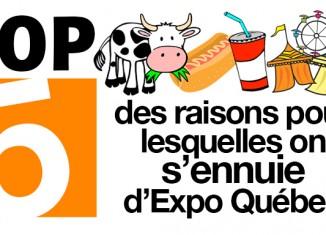 Top 5 Expo Québec