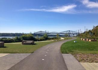 Promenade Samuel-De Champlain: La phase 2 inaugurée