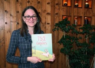 Valérie Boivin:Il était une fois… 752 lapins