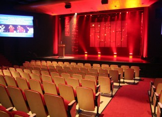 Salle Jean-Paul-Tardif: Un bijou en devenir