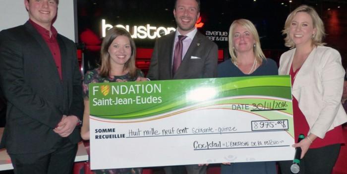 St-Jean-Eudes:Agrandissement de 3 M$