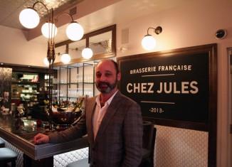Chez Jules: Le pari de Marc-Antoine Doré