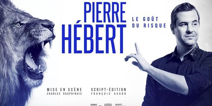 Pierre Hébert: Un beau risque