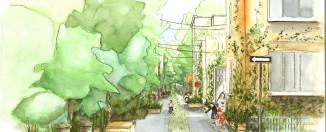 Ruelles vertes:6 projets pilotes cet été