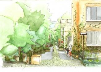 Ruelles vertes dans Limoilou: Dévoilement des projets le 10 juin