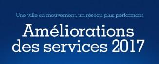 RTC: Parcours améliorés pour Limoilou et Beauport