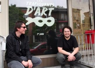 Les Trafiquants d'art s'installent sur la 3e Avenue