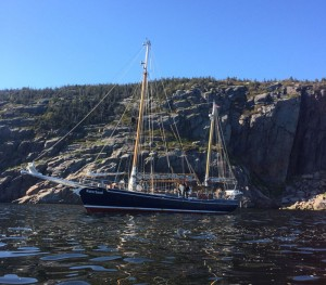Ariane Tessier-Moreau :Navigatrice dans l'âme