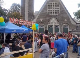 Place Maizerets: Nouveau lieu pour se rassembler