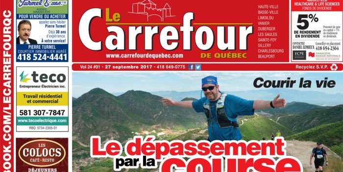 Le Carrefour du 27 septembre
