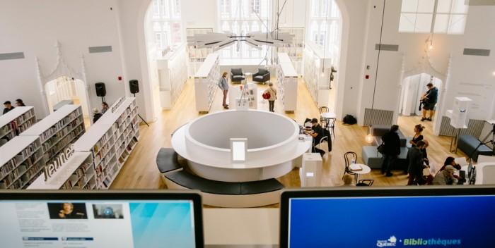 Québec: Ville de littérature UNESCO