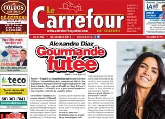 Lisez Le Carrefour!