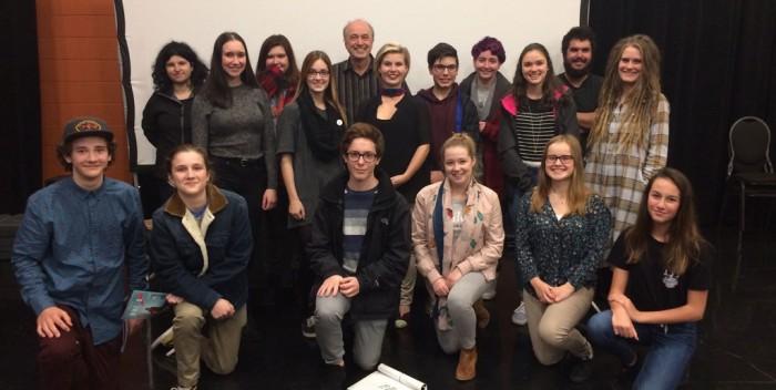 Un Club des jeunes ambassadeurs à la Bordée