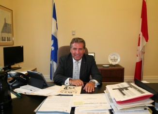 André Drolet: Du temps pour sa famille