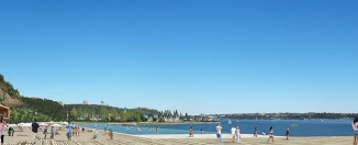 Phase 3: De la baignade à la Promenade Samuel-De Champlain