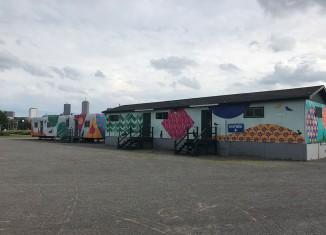 Nouveau bâtiment de services à la Pointe-aux-Lièvres