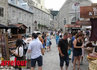 Fêtes de la Nouvelle-France: Une édition réussie