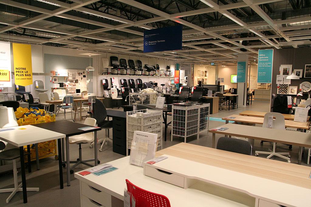 Ikea surprises pour l ouverture le août le carrefour de québec