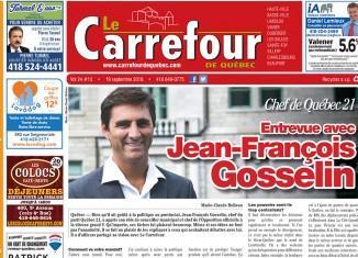 Le Carrefour du 19 septembre