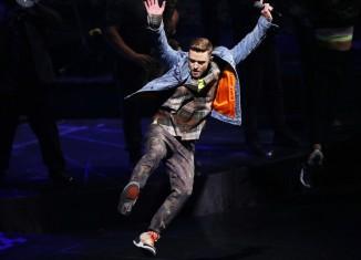 Justin Timberlake: Tout un party au Centre Vidéotron