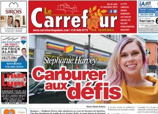Le Carrefour du 14 novembre