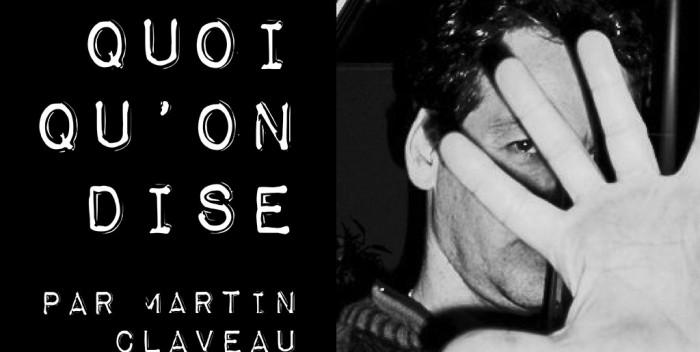 Martin Claveau: Pas évident Pantoute