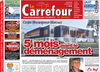 Le Carrefour: Édition du 9 janvier