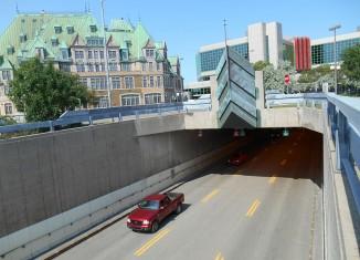 Tunnel Samson: Fermé du 22 au 24 janvier