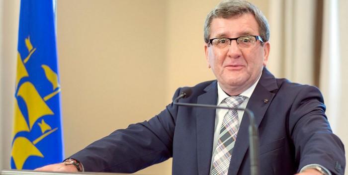 Un cancer de la prostate diagnostiqué au maire Labeaume