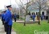 Hommage aux policiers morts